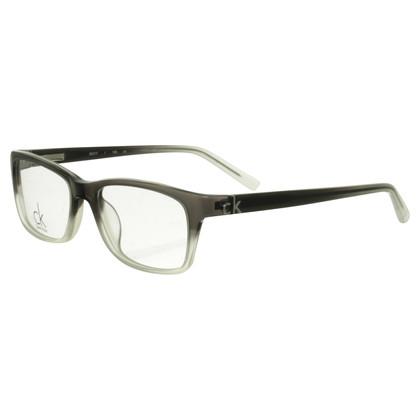 Calvin Klein Brille mit Farbverlauf