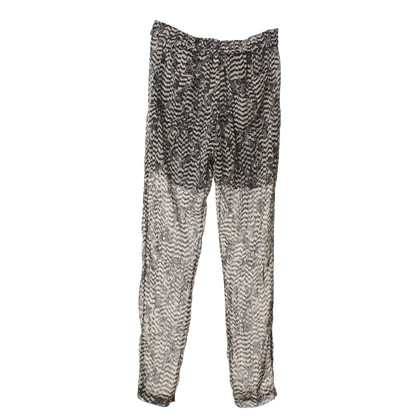 Isabel Marant for H&M Pantalone in seta leggere
