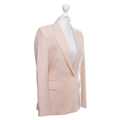 Equipment Blazer in Nude