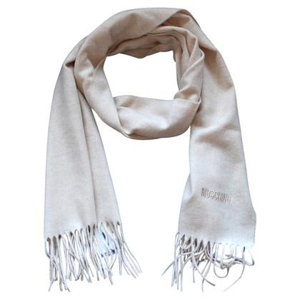 Moschino sciarpa di lana