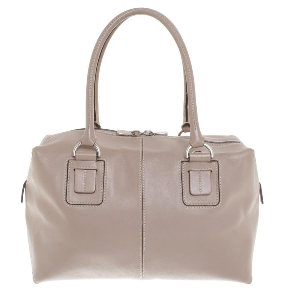 tod 39 s handtasche in beige second hand tod 39 s handtasche in beige gebraucht kaufen f r 160 00. Black Bedroom Furniture Sets. Home Design Ideas