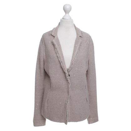 Bruno Manetti Blazer in Beige