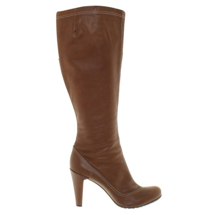 Marc Jacobs Stiefel in Braun