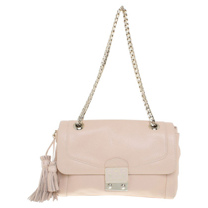 Moschino Love Handtasche in Beige