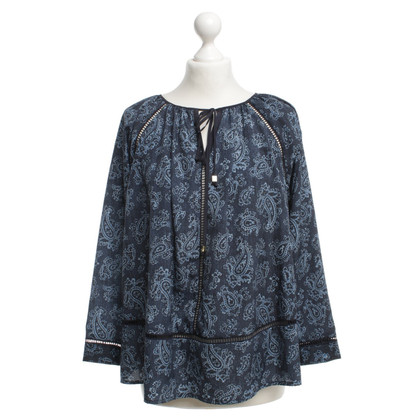 Michael Kors Camicia con stampa paisley