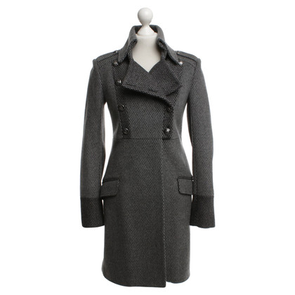 Patrizia Pepe Coat in grijs