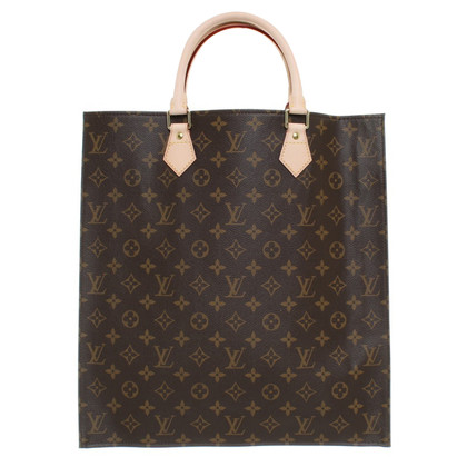 "Louis Vuitton ""Ca1d09e3 Plat Monogram Canvas"""