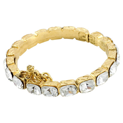 Chanel Armband mit Kristallen