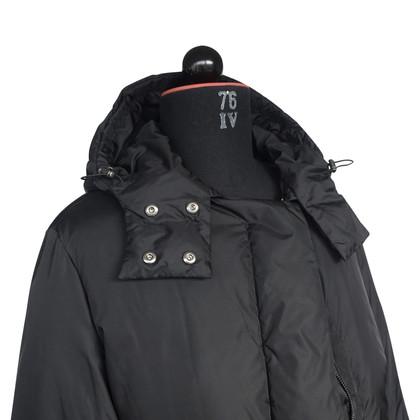 Jil Sander Down jacket in black
