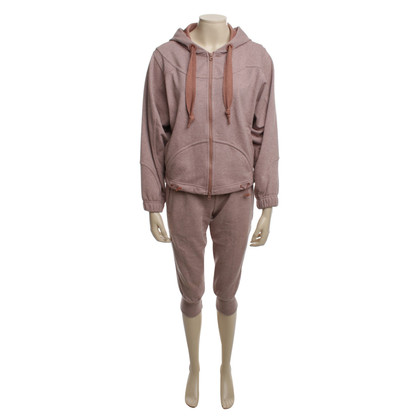 Stella McCartney for Adidas Tracksuit in dark nude