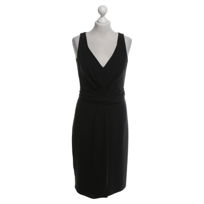 Armani Cocktail jurk met draperen