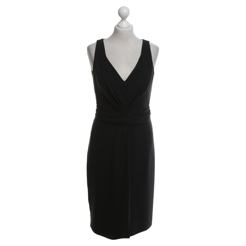Armani Cocktail dress with draping - Buy Second hand Armani Cocktail ...