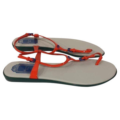 Christian Dior flip Flops