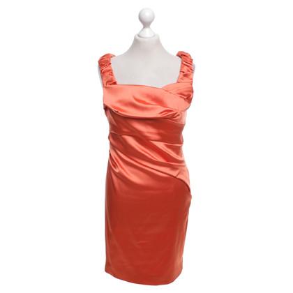 Karen Millen Kleid in Orange