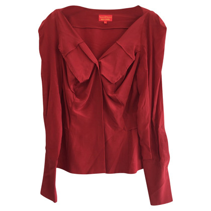Vivienne Westwood Blouse Red label