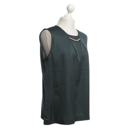 Fabiana Filippi Blouse top in groen