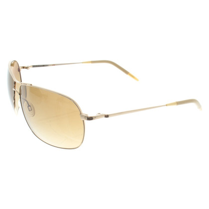 Oliver Peoples Zonnebril in Brown / Gold