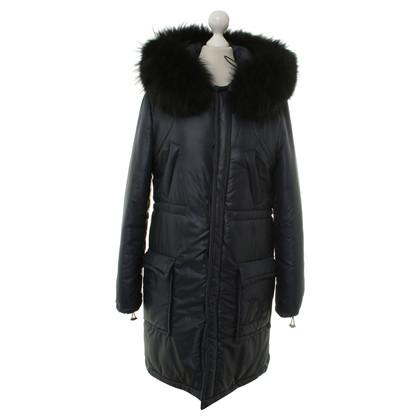 Dolce & Gabbana Cappotto in blu scuro