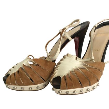 Christian Louboutin High heel sandal