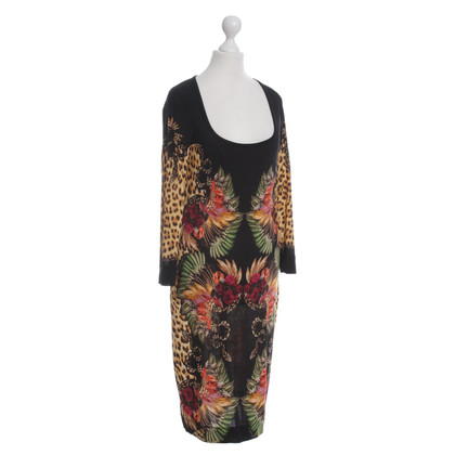 Just Cavalli Dress with pattern mix