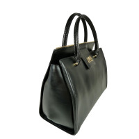 Roberto Cavalli Zwarte tas met gouden details