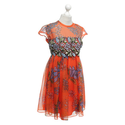 Pinko Dress with a floral pattern