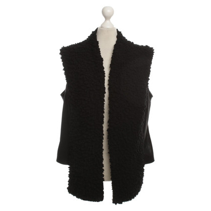 Marc Cain Vest in black