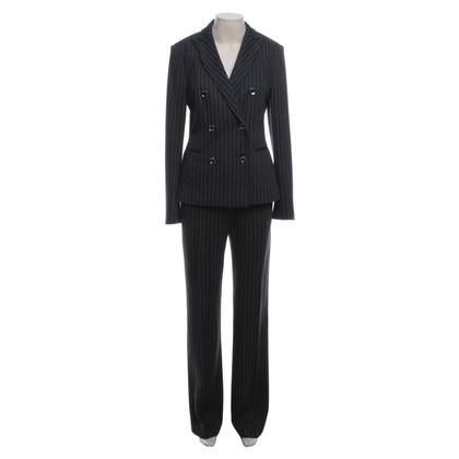 Max Mara gessato Suit