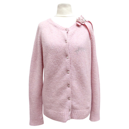 Blumarine Cardigan with Appilkation
