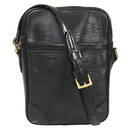 "Louis Vuitton ""Danube Epi Leather"" in black"