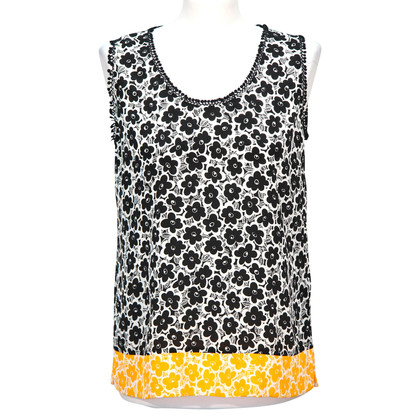 Moschino Love Top with pattern