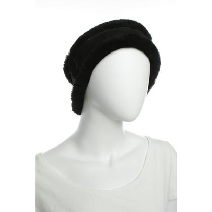UGG Australia Stirnband in Schwarz