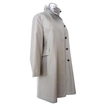 Akris Coat van zijde