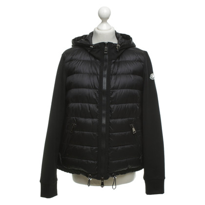 Moncler Hooded jacket with down