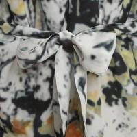 Vivienne Westwood Silk dress with pattern
