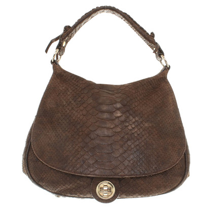 Other Designer Eb424081 - Shoulder bag in brown