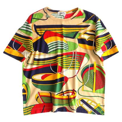 Hermès Shirt with pattern