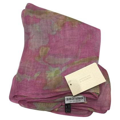 Giorgio Armani Linen cloth