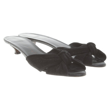 Walter Steiger Sandals in black
