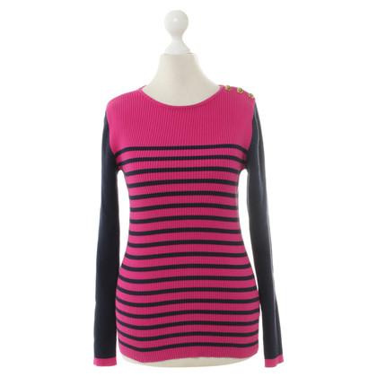 Ralph Lauren Knit top with stripes