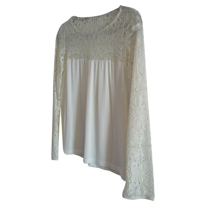 Tibi Blouse with embroidery