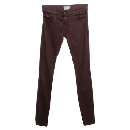 Current Elliott Trousers Bordeaux