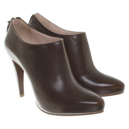 Miu Miu Ankle boots in brown