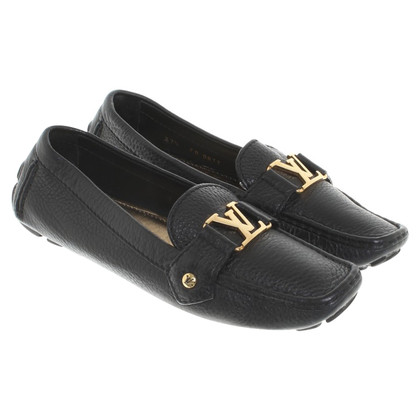 Louis Vuitton Mocassins en noir