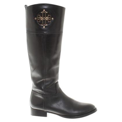 Tory Burch Boots in zwart
