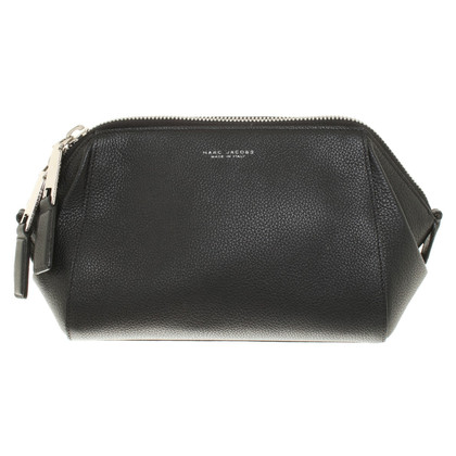 Marc Jacobs Leather pouch in black