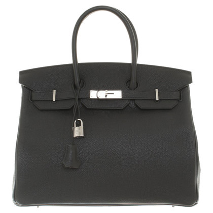 "Hermès ""Birkin Bag 35"" van Togo leather"