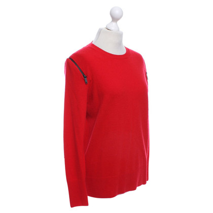 Karl Lagerfeld Knit sweater in red