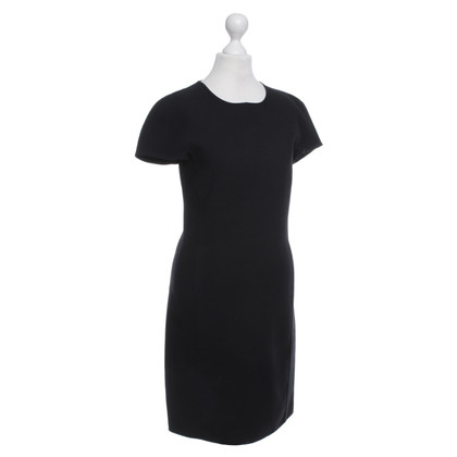 Gianni Versace Sheath Dress in Black
