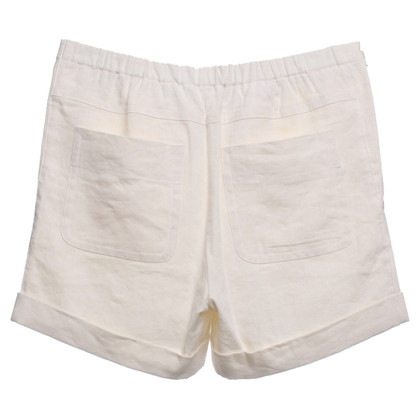 Vince Shorts in Nature White